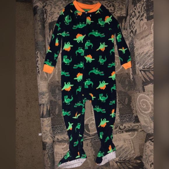 98fca9771 Carter's Pajamas | Child Of Mine Dinosaur Onesie | Poshmark